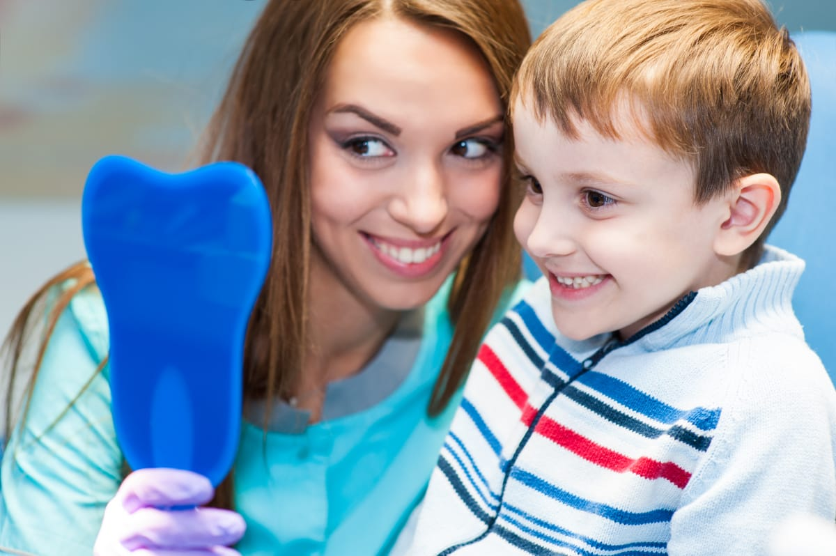 Paediatric Dental Nursing