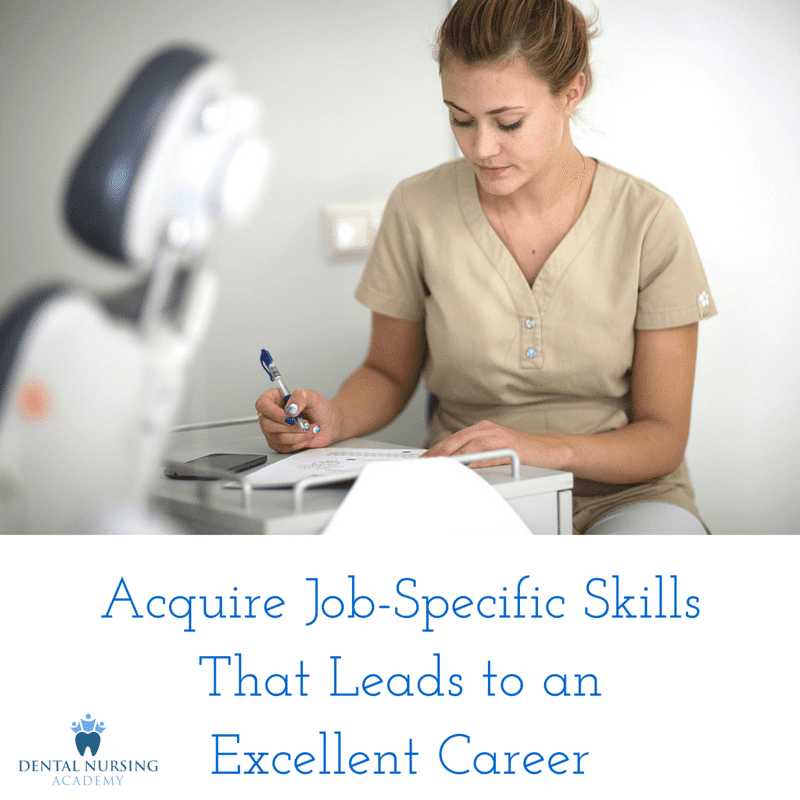 acquire job-specific skills leading to excellent career prospects